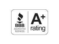 BBB A+ Rated Contractor